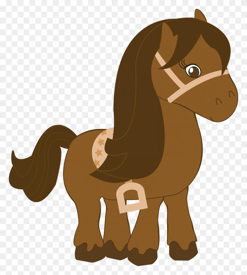 Gifts Horses, Clip Art - Cowboy Horse Clipart