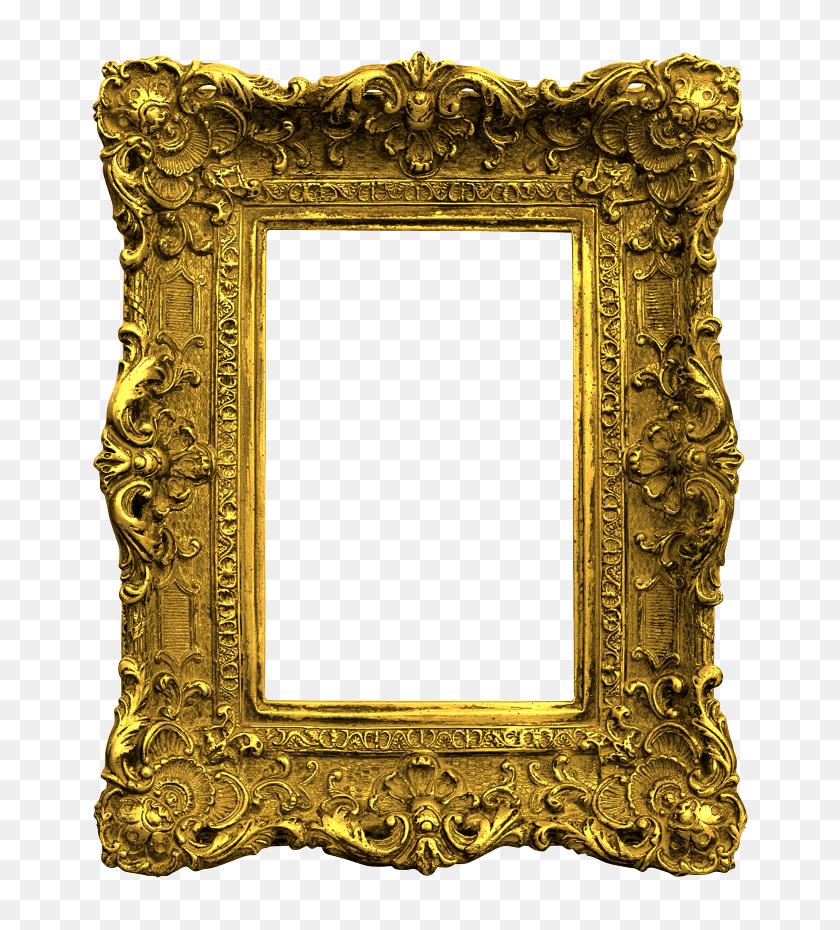 Gilded Gold In Frame Ornate Frame Png Stunning Free Transparent Png Clipart Images Free Download