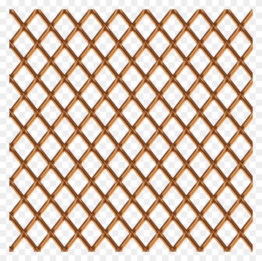 Gimp Chat Diamond Mesh Seamless Pattern - Mesh Texture PNG
