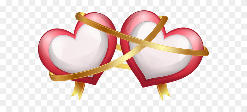 Gingers Heart Heart - Valentine Heart PNG