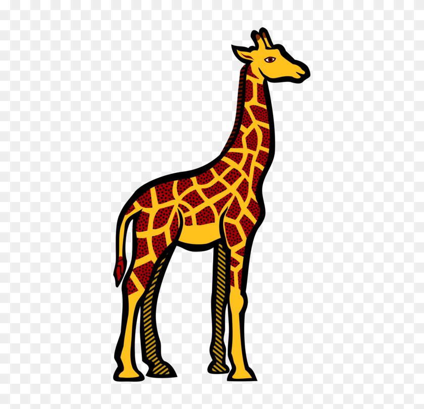 Giraffe Download Zoo Computer Animal - Zoo Animals Clipart