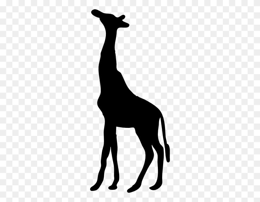 Giraffe Silhouette Clip Art Look At Giraffe Silhouette Clip Art - Giraffe Print Clipart