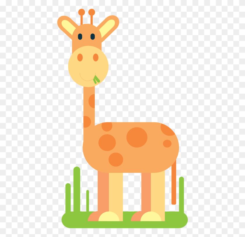 Giraffe Windows Metafile Encapsulated Postscript Animal Neck Free - Neck Clipart