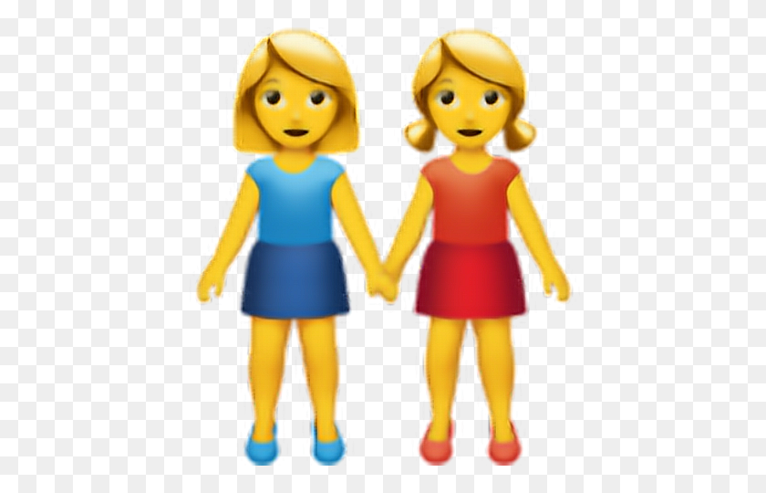 Girl Girls Hand Emoji Iphoneemoji Iphone Freetoedit - Girl Emoji PNG