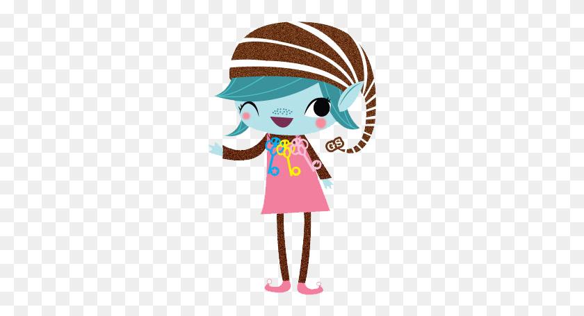 Girl Scout Clip Art - Scout Clipart