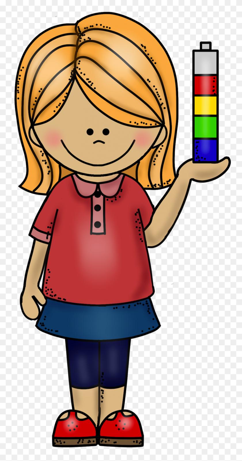 Girl With Cubes Kid Stuff Math Groups - Math Class Clipart