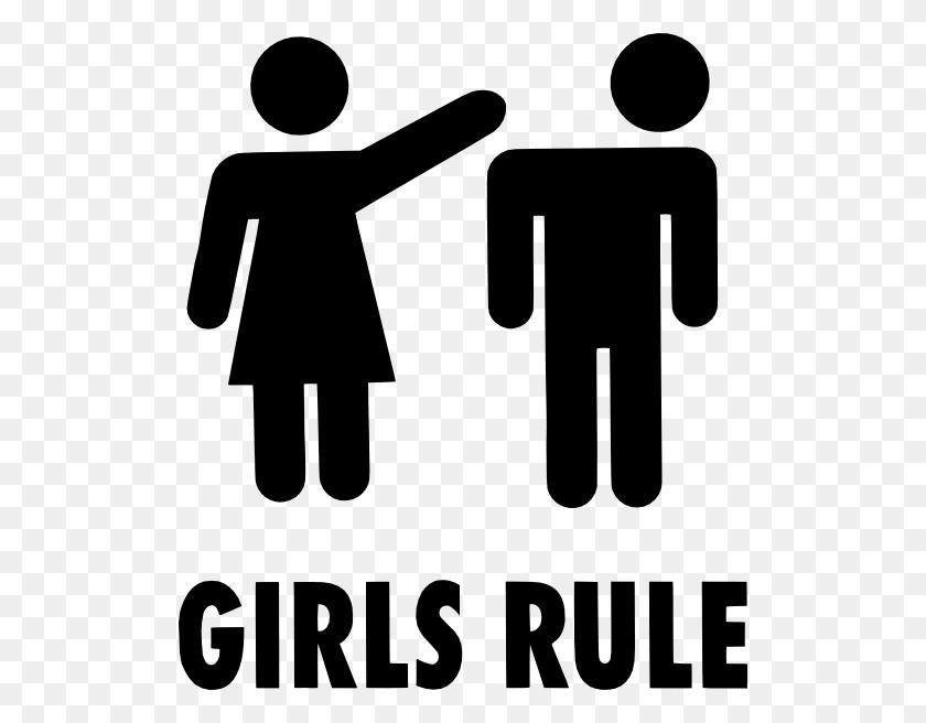 Girls Rule Sign Clip Art Girl Bathroom Clipart Stunning Free