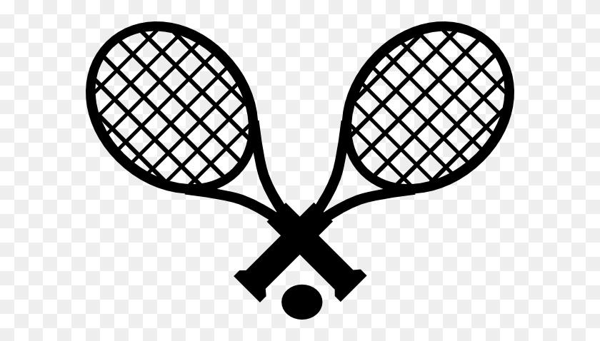 Girls Tennis - Girls Lacrosse Clip Art