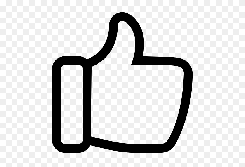 Givethethumbs Up, Thumbs, Thumbs Up Icon With Png And Vector - Cookie Cutter Clipart