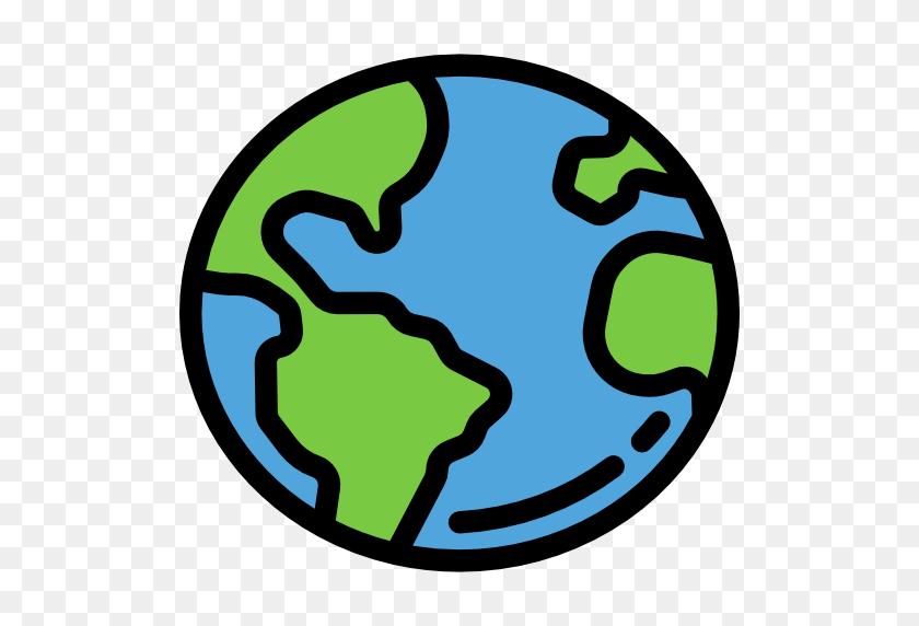 Globe - Globe Icon PNG