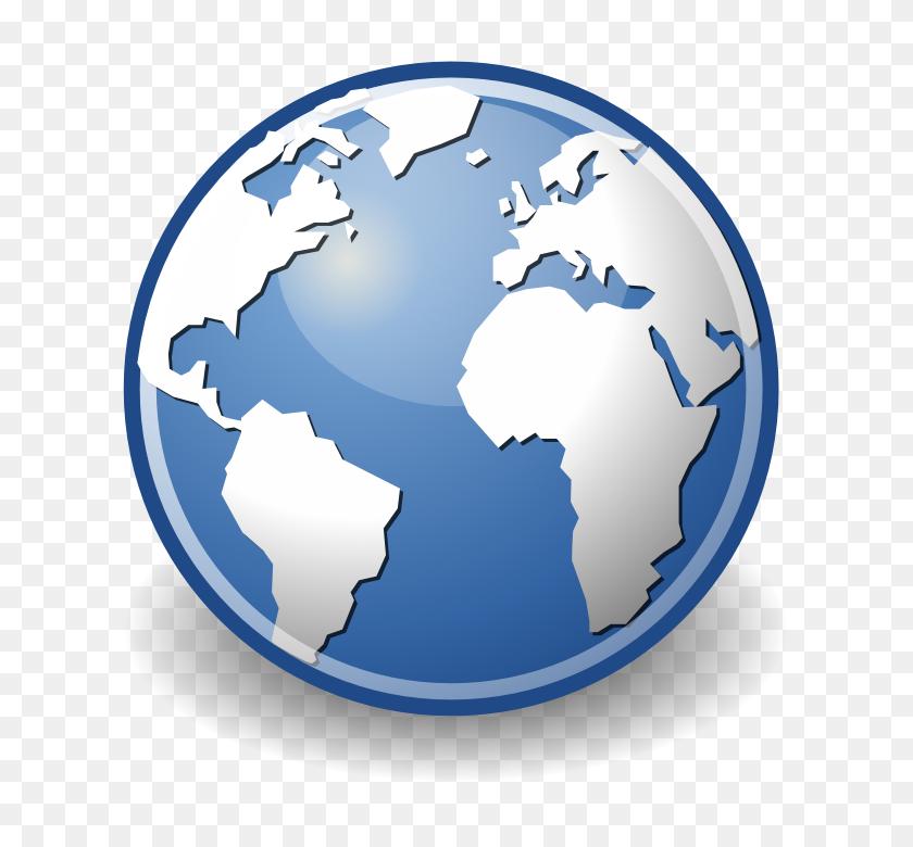 Globe, Planet Icon Png - Globe Icon PNG