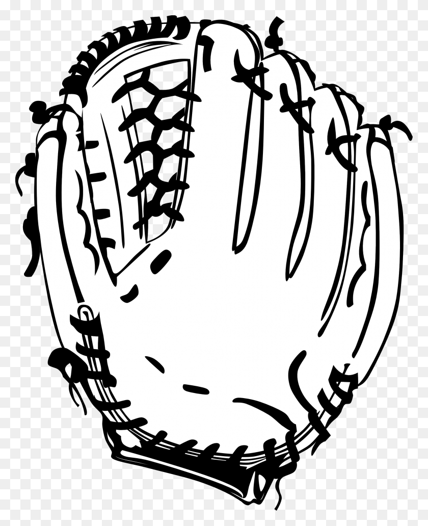 Glove Clipart T Ball - Softball Field Clipart