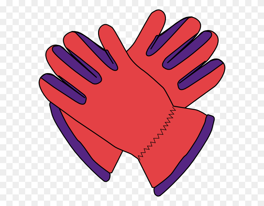 Gloves Clip Art Free Vector - Pink Boxing Gloves Clipart