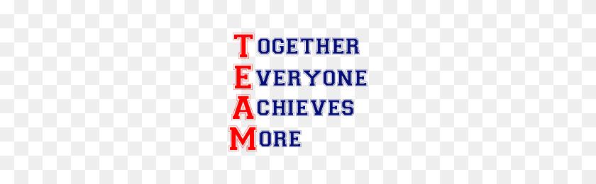 Go Team Clipart Group With Items - Team Spirit Clipart