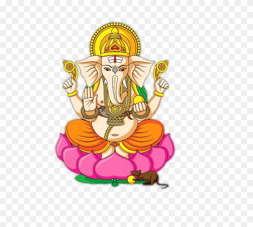 God Ganesh Png Images Transparent Backgound - God PNG