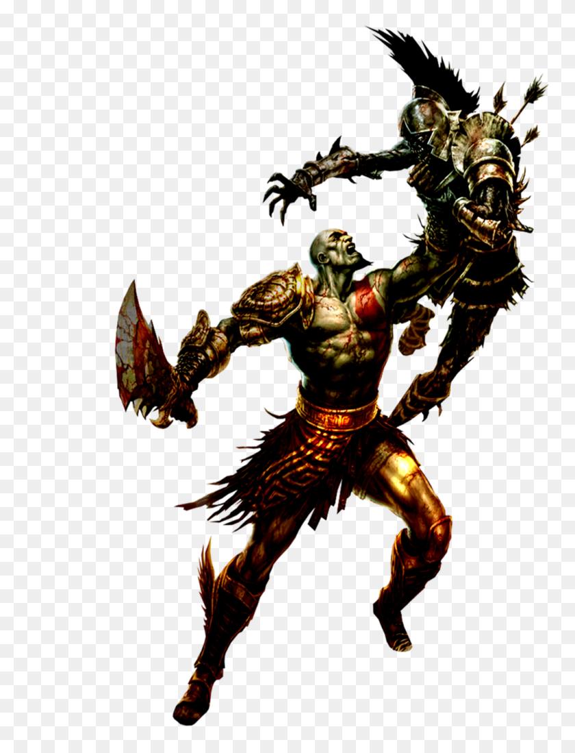 God Of War Art Mar - God Of War PNG