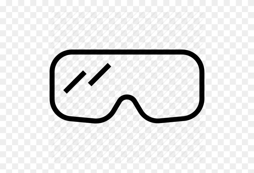Goggles Clipart Laboratory Goggles - Goggles Clipart