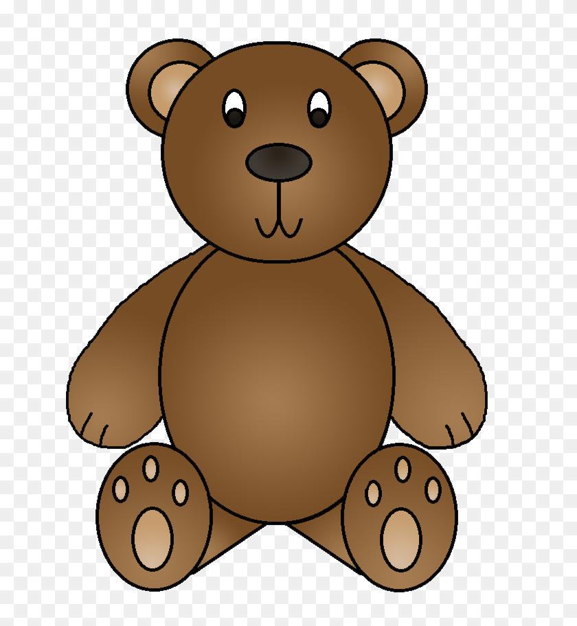 Going On A Bear Hunt - Teddy Roosevelt Clipart