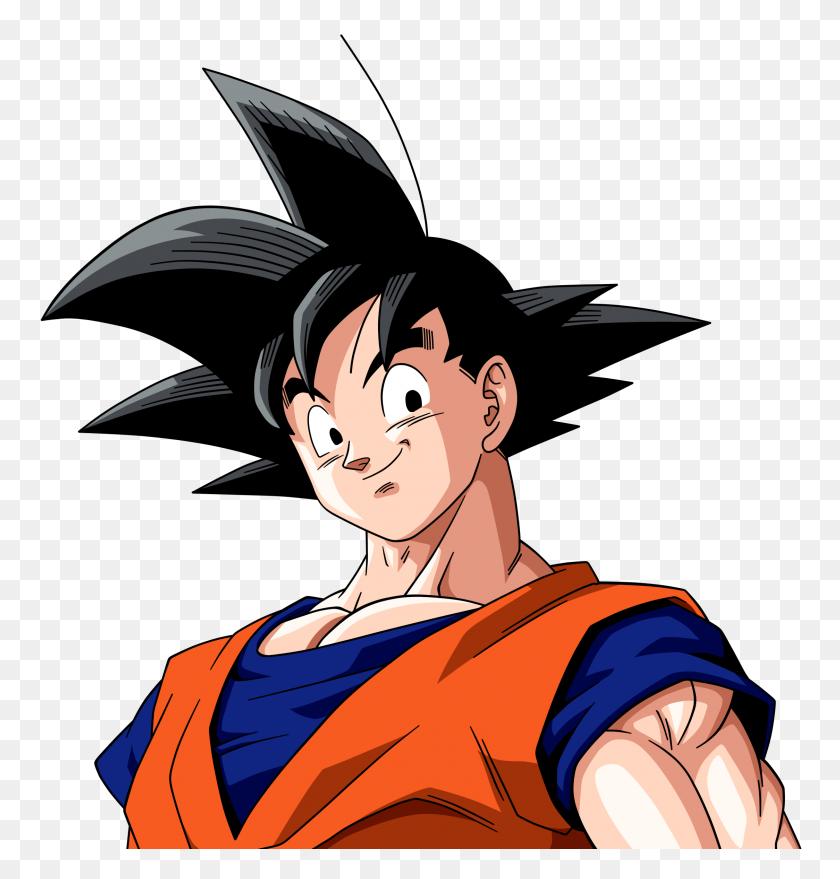 Goku Clipart Clip Art - Cartoon Characters Clipart
