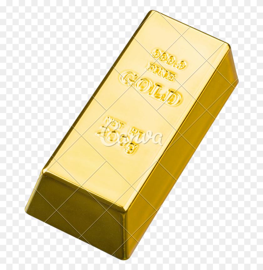Gold Bar - Gold Bar PNG