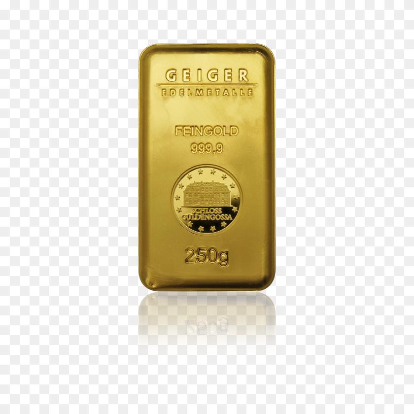 Gold Bar Security Line Schloss - Gold Bar PNG