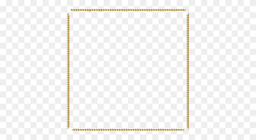 Gold Border Clipart Free Clipart - Gold Border PNG
