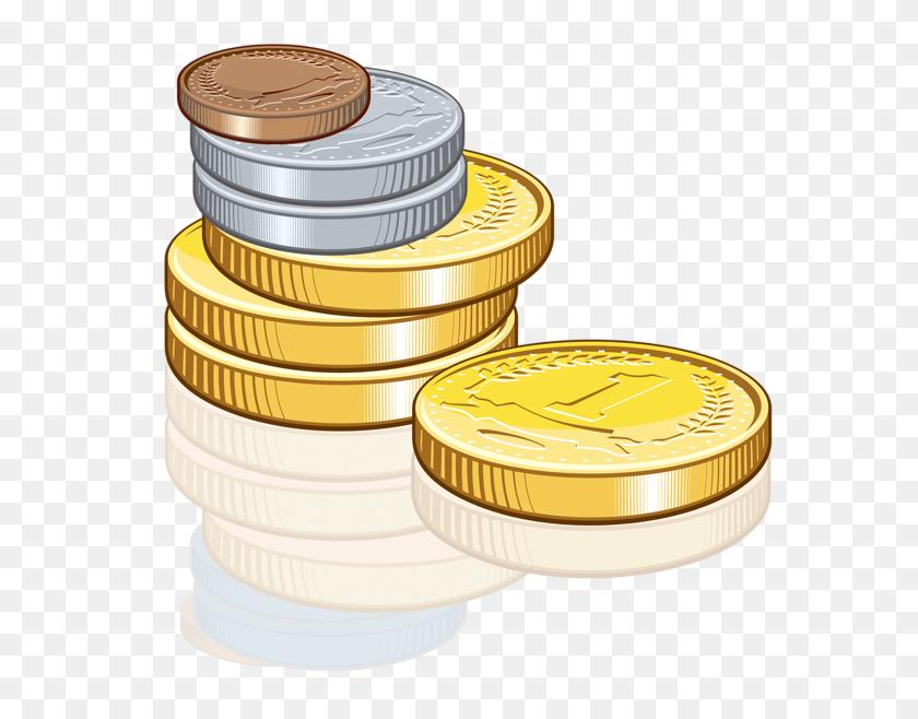 Gold Coins Gold Coins Gold Coins, Coins And Clip Art - Coin Clipart