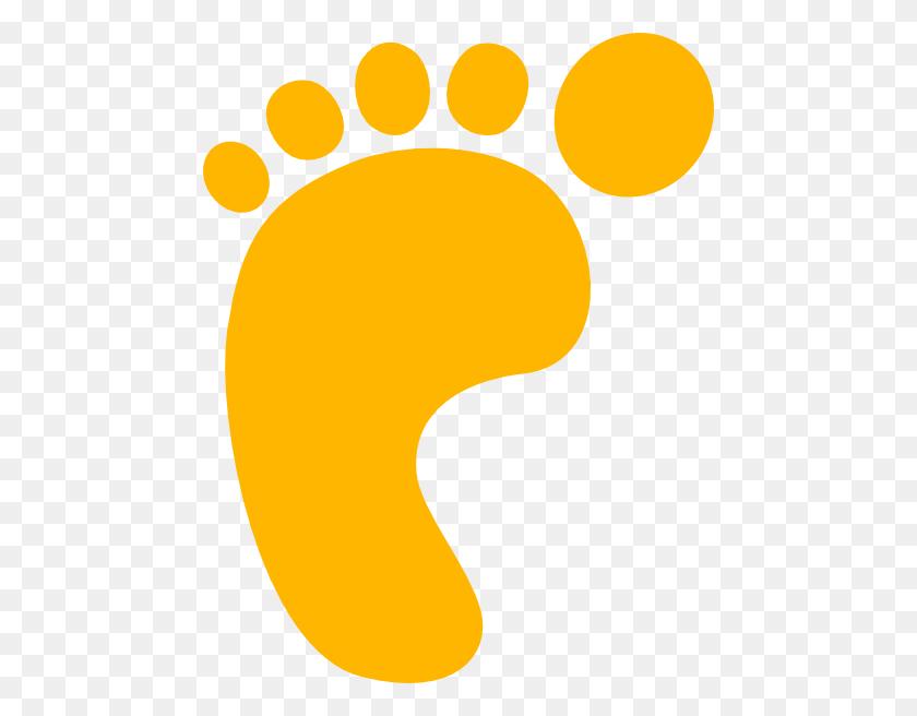 Gold Dog Footprint Clipart - Dog Footprint Clipart