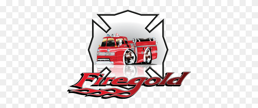 Gold Leaf Striping Gold Striping Fire Engine Striping Gold - Gold Swirl PNG