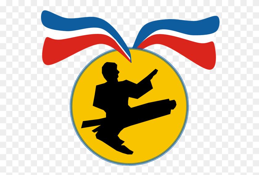 Gold Medal Taekwondo Las Cruces Self Defense - Taekwondo Clip Art