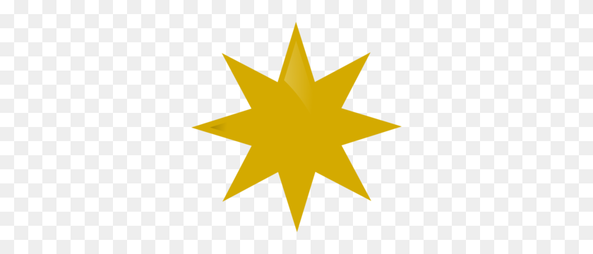 Gold Star Clipart Png Clip Art Images - Star PNG Image