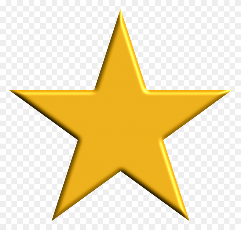 Gold Star Icons Png - Star PNG Image