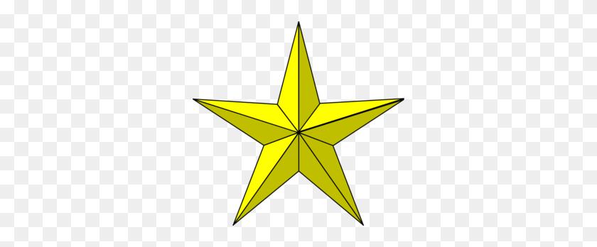 Gold Star Transparent Clip Art - Stars Clipart Transparent