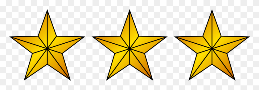 Gold Stars - Gold Stars PNG