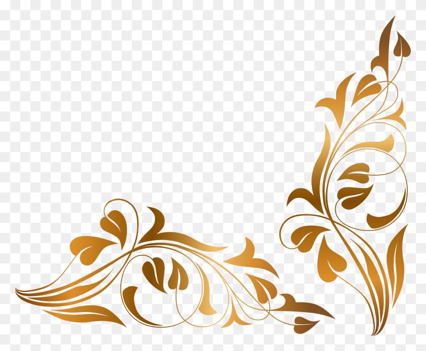 Gold Vines Png Png Image - PNG Vines