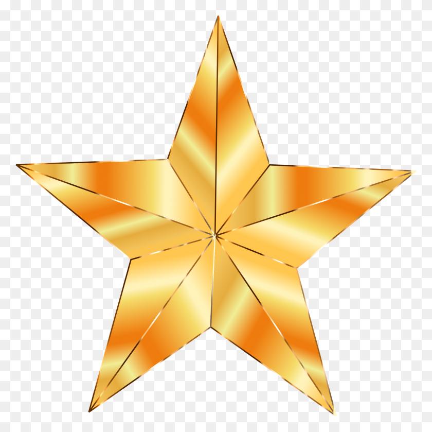 Golden Star Clip Art Stars Golden - Reason Clipart