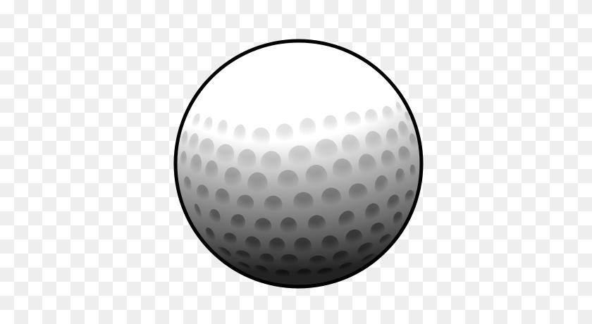 400x400 Golf Ball Clip Art Png - Cotton Ball Clipart
