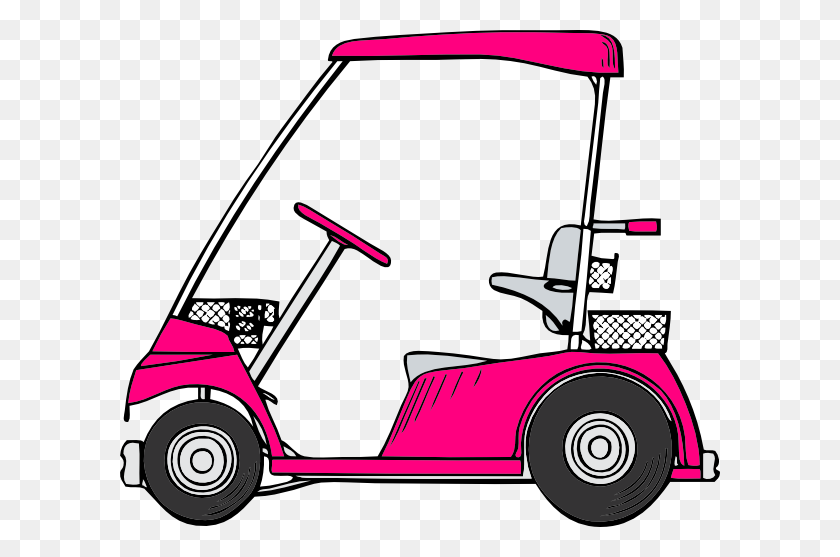 Golf Cart Clip Art - Free Golf Clipart Images