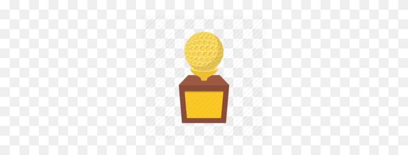 Golf Clip Art Trophy Clipart - Free Golf Clipart Images