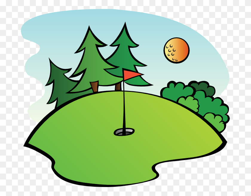 699x595 Golf Outing Benefits Veterans Memorial Park Middlefield Post - Bookmobile Clipart