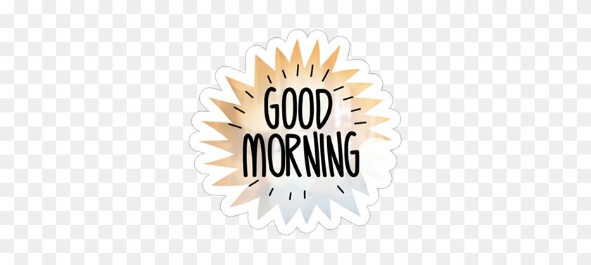 Good Morning Png Free Download - Good Morning Clip Art Free