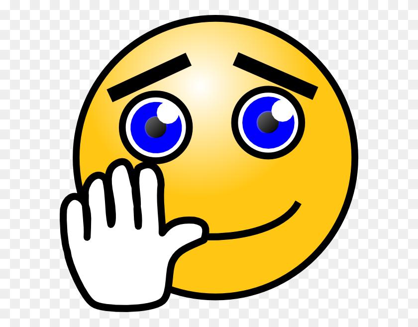 Goodbye Farewell Face Clip Art - Sad Smiley Face Clip Art