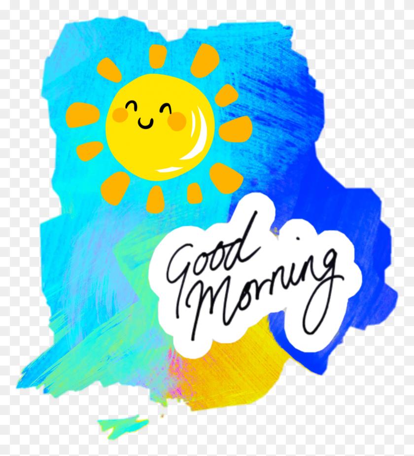 Goodmorning Sunshine - Good Morning Sunshine Clipart