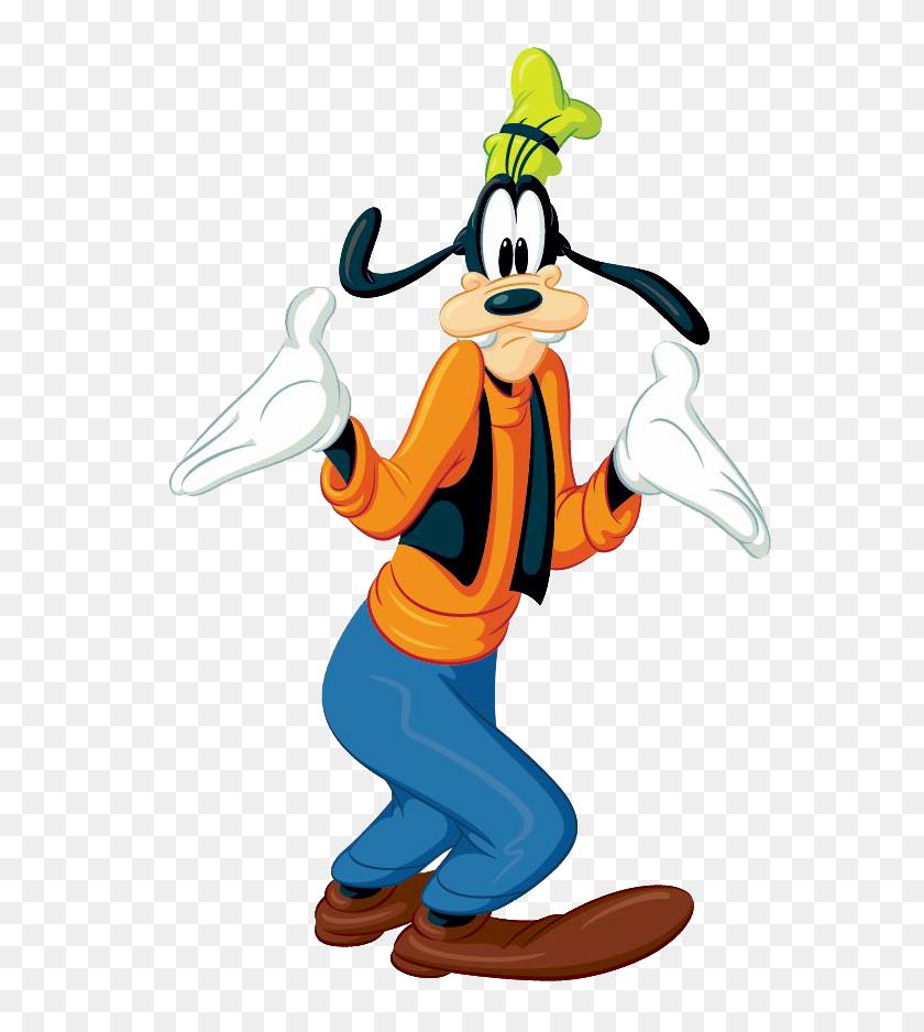 Goofy Shrug Donald Daisy Goofy Pluto Disney, Disney - Shrug Clipart