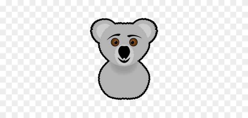 302x340 Gorilla Koala Australia Marsupial Red Kangaroo - Arctic Fox Clipart