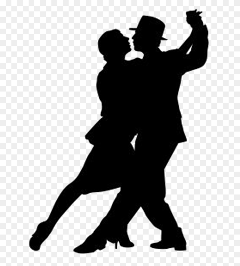 Gospel Dance Cliparts - Salsa Dance Clipart
