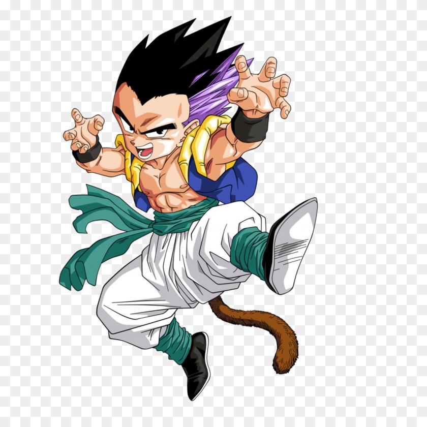 Gotenks Vegeta Trunks Dragon Ball Z Budokai Gotenks Png Stunning