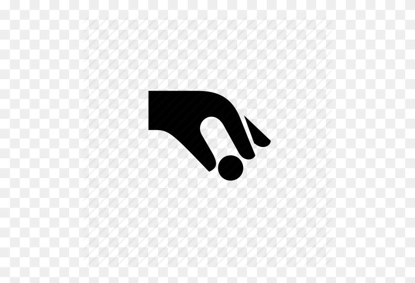Grabbing, Hand, Human Icon - Grabbing Hand PNG