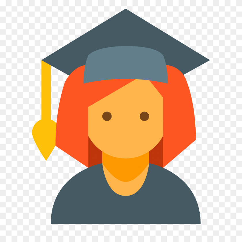 Graduate Icon - Student Icon PNG