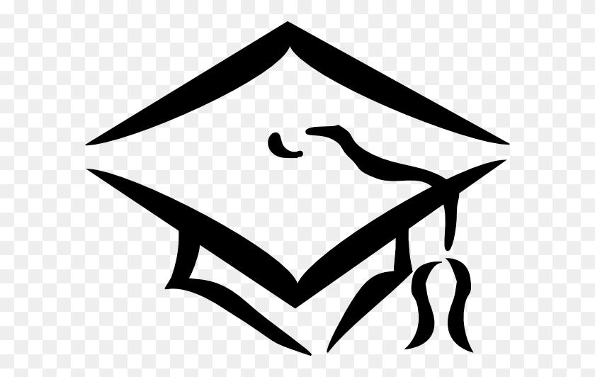 Graduation Party Clip Art Black And White - Education Clipart Black And White